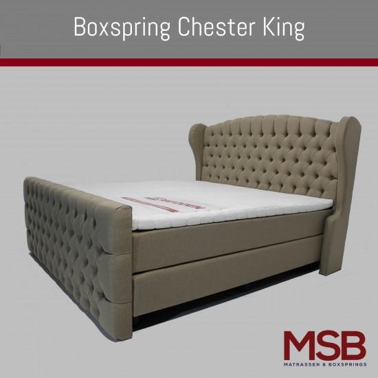 Chester King