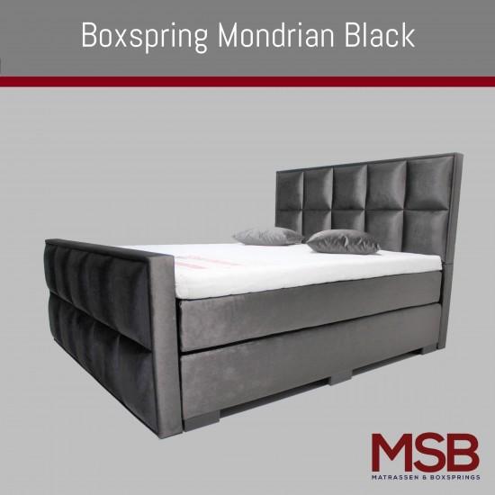 Mondrian Black