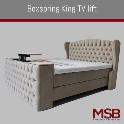 King TV lift